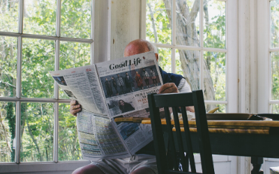 Preventing boredom in dementia care